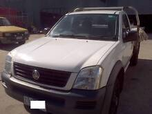 2005 Holden Rodeo Tray Ute - DUAL FUEL CHEAP ON GAS BARGAIN WOW Campbellfield Hume Area Preview