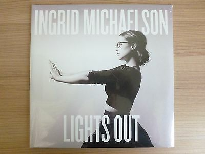 Ingrid Michaelson - Lights Out -  New 12