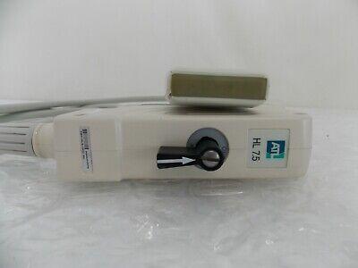 Atl Hl 7.5 Ultrasound Transducer Probe