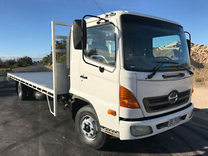 2005 Hino Ranger Tray Regency Park Port Adelaide Area Preview