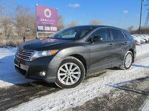 2010 Toyota VENZA ONE OWNER CLEAN CAR PROOF ALL WHEEL DRIVE VERY