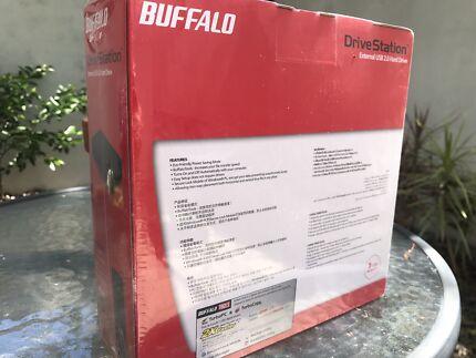 Buffalo external 2tb hard drive NEW