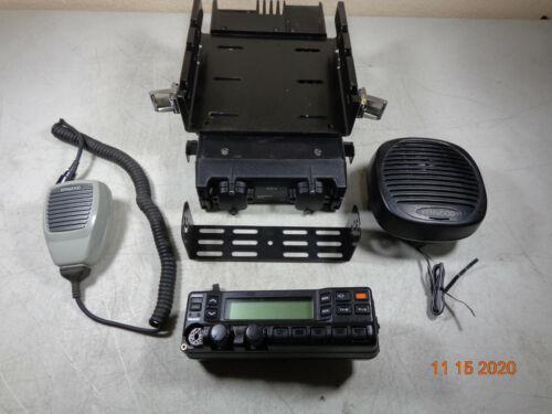 KENWOOD TK-790H TK790 TK790H VHF 110 watt Mobile Rear remote Mount radio XTRAS