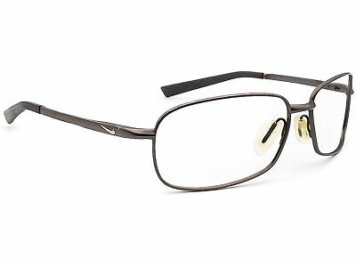 Nike Sunglasses FRAME ONLY Levanto Wire EV0486949 Gray Metal Italy 59[]20 135