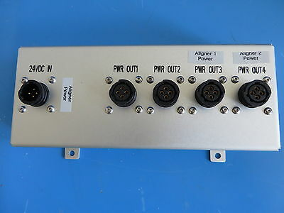 Asyst Prealigner 24v Power Junction Box