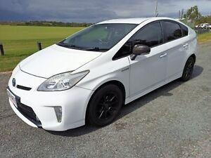 2012 Toyota Prius Hybrid - Auto - Warranty - Bluetooth - Rego - Driveaway Birkdale Redland Area Preview