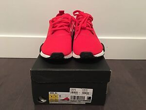 Adidas NMD_R1 Clear Red / Black Size 8 Men's