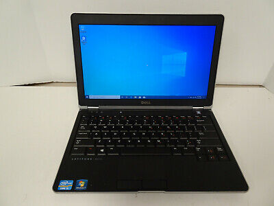 "DELL Latitude E6230 12.5"" Laptop Intel i5-3340 2.60GHz,8GB RAM, 320GB HDD (#1)"
