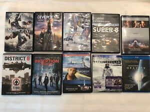 DVD & Blu-Ray Space and Future Pack