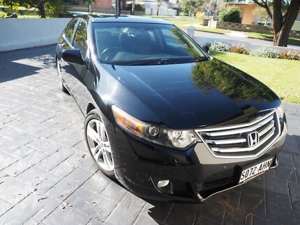 Honda Accord Euro Luxury 2006 Low Kms Cars Vans Utes