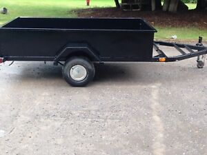 Well built trailer
