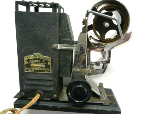 Picturol Projector, SVE, Model Q, Vintage