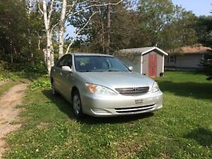 2002 Toyota Camry LE $800 OBO