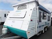 2003 Jayco Freedom Pop Top Moonah Glenorchy Area Preview