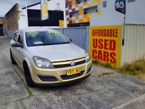 2005 Holden Astra Wagon 1 Year Roadside Assist Woy Woy Gosford Area Preview