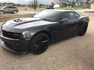 2014 ZL1 Camaro rare automatic supercharged