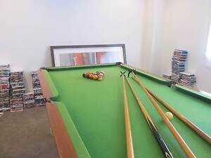 6 x 4 - B & K Slate Billiards Table Cranbourne West Casey Area Preview