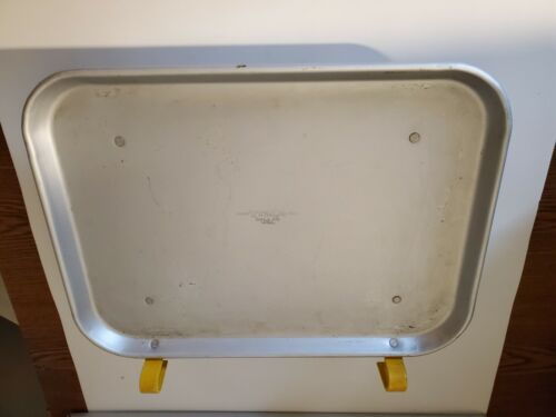 Vintage TraCo Car Hop Drive-In Food Tray Aluminum