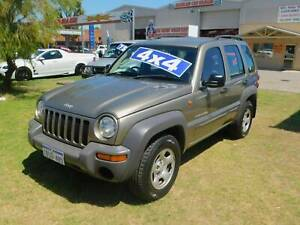 2003 Jeep Cherokee * TRY AND FAULT IT. * * 1 YEAR WARRANTY