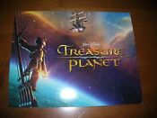 Disney Lithographs Treasure Planet