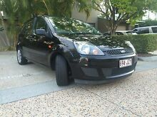 87,000km automatic 2006 Ford fiesta 5D with long REGO Fortitude Valley Brisbane North East Preview