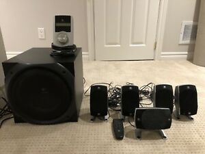 Logitech Z-5500 Surround Sound System