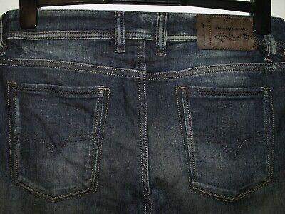 DIESEL SLEENKER 0860A W30 W34 L32 L34 Mens Denim Jeans Stretch Slim Fit Skinny