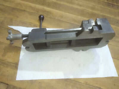 Lassy Rapid Lox Float Lock Style Milling Machinist Machinists Vise Vice Clamp