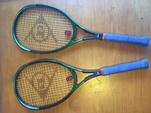 2 Tennis racquets with cases Burleigh Heads Gold Coast South Preview