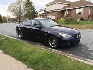 2004 Bmw 545i (Sport Package -- 4.4L v8)
