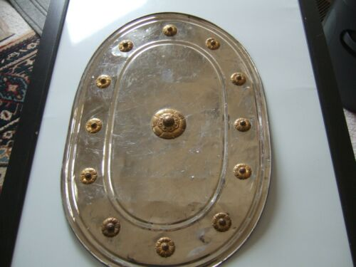 RARE  INDEPENDENT ORDER OF ODD FELLOWS CEREMONIAL SHIELD   READY FOR RESTORATION