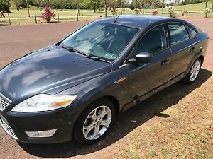 2008 FORD MONDEO WITH RWC 190,000 KL AUTO VGC Wendouree Ballarat City Preview