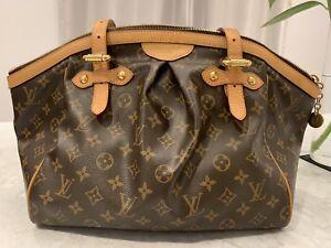 100% Authentic Louis Vuitton Tivoli Monogram GM