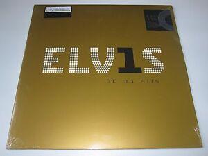 Elvis Presley- 30 # 1 Hits 2-LP 180g Vinyl NEU Gatefold Doppel-Schallplatte #1
