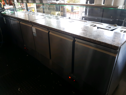 Commercial equipment pizza oven range hood dishwasher dough mixer