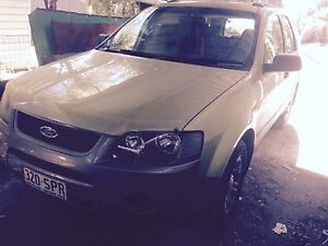 2005 Ford Territory Wagon may swap for van/ute Dalby Dalby Area Preview