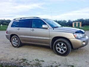 FIRST $7500 TAKES IT ! 2007 Toyota Highlander SUV