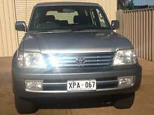 2002 Toyota Prado LandCruiser Wagon Victor Harbor Victor Harbor Area Preview