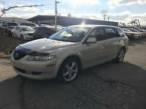2005 Mazda Mazda6 Wagon Safety and etest included!