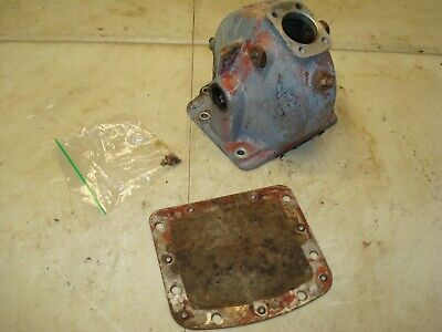 1950 Ferguson To20 Tractor Lower Steering Box