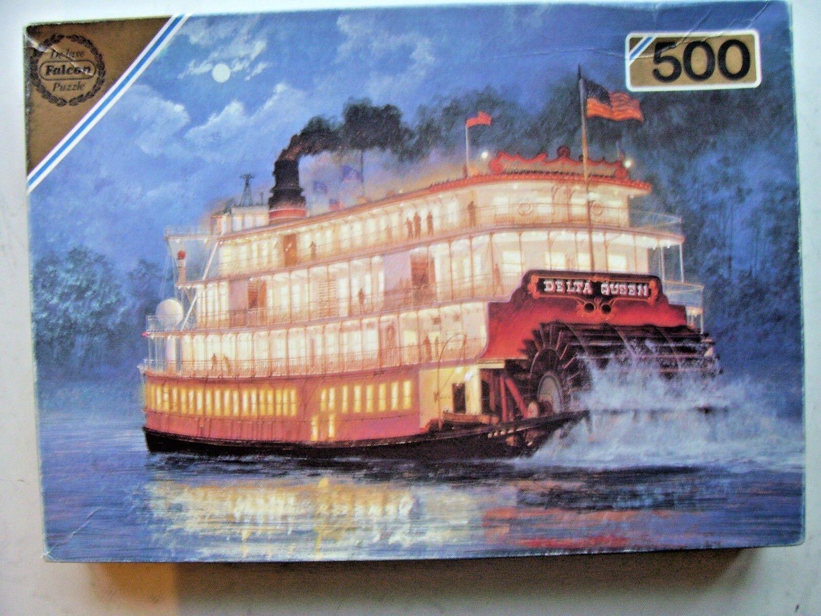 Delta Queen 500  Piece  Jigsaw