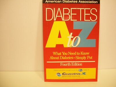 Diabetes A To Z   What You Need To Know About Diabetes   Simply Put Treatment An