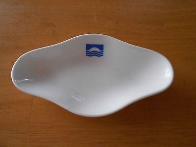 Vtg Tuscan Fine Bone China Member Of Wedgwood Group Candy Nut Trinket Dish Bowl