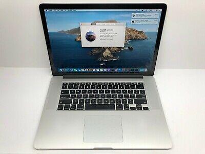 "*GRADE C* Apple MacBook Pro 15"" Core i7 2.3 Late 2013 256GB SSD 8GB RAM 801983"