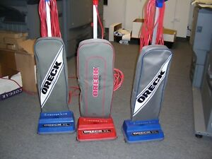 Oreck Commercial Upright Vacuum - Lg Selection