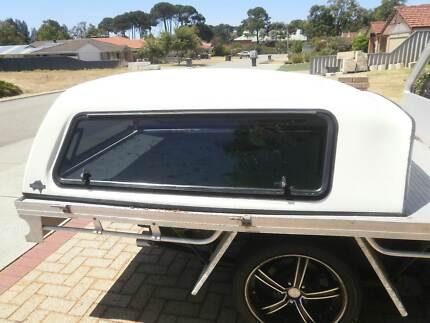 Flexiglass Canopy & Toyota Hilux FLEXIGLASS CANOPY | Auto Body parts | Gumtree ...