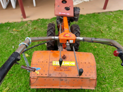VP120 Valpadana 8HP Rotary Hoe Goonellabah Lismore Area Preview