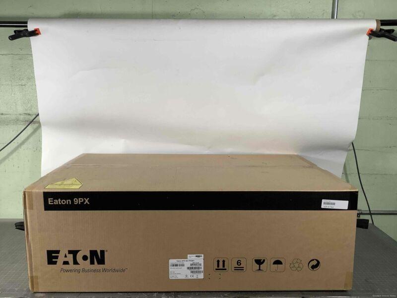 Eaton 9PX 6K PPDM1 UPS Battery Backup 6000VA