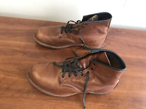 Red wing Beckman Round Cigar Featherstone 11 2E