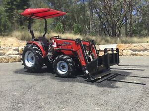 Case IH Farmall 48hp Tractor Glenorie The Hills District Preview